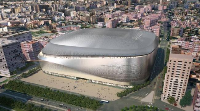 Real lên kế hoạch trọng đại cho sân Bernabeu mới - Bóng Đá