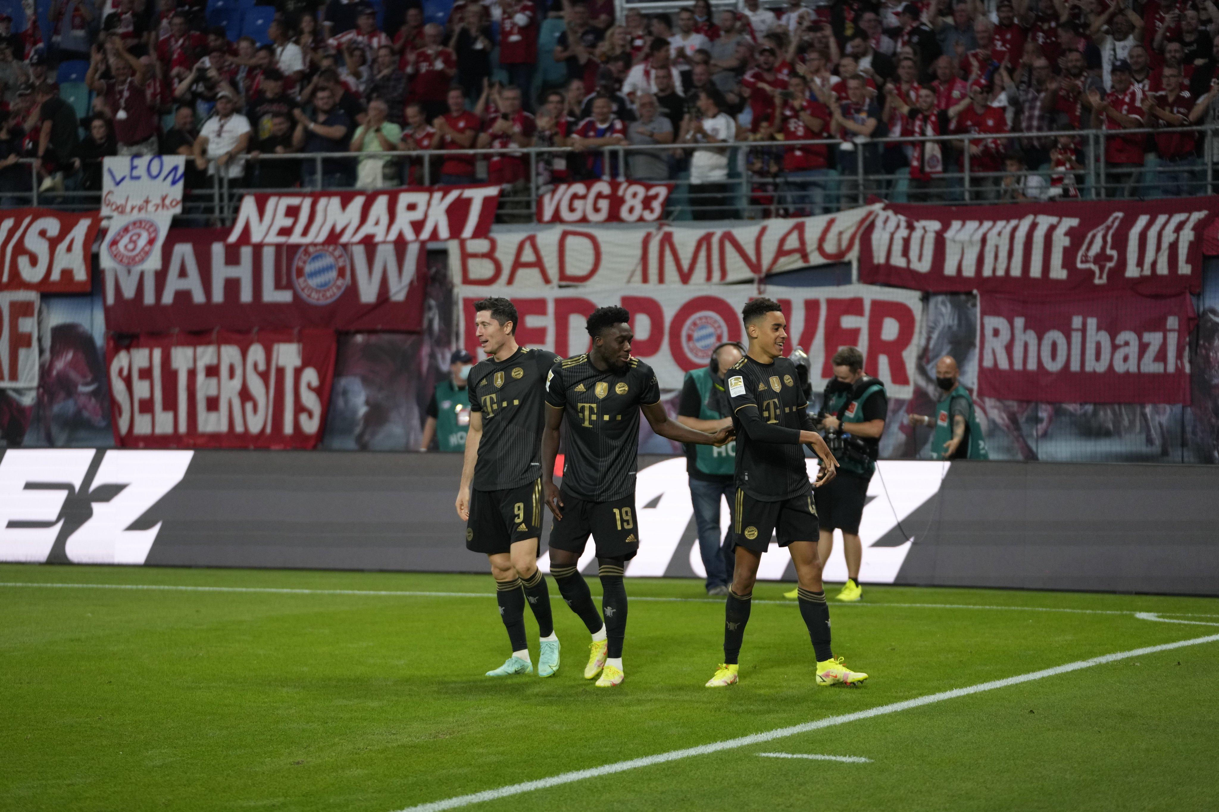 Tương lai của Bayern phụ thuộc vào Musiala - Bóng Đá