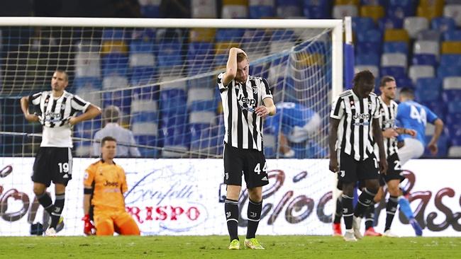 Ronaldo đã đi, Juventini lấy ai để đổ lỗi? - Bóng Đá