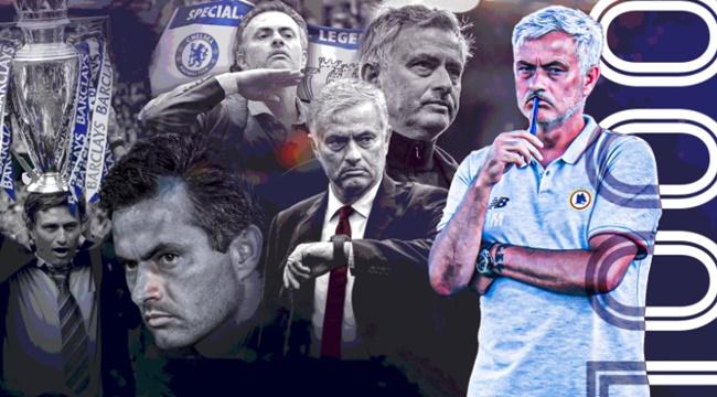 Mourinho: 21 năm, 1000 trận và còn hơn thế - Bóng Đá