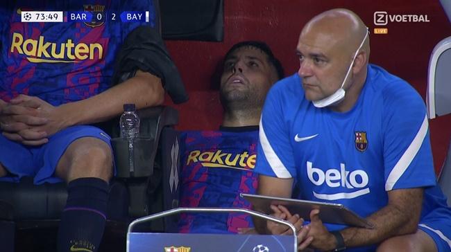 Sự thật sốc về hình ảnh thở hổn hển của Jordi Alba - Bóng Đá
