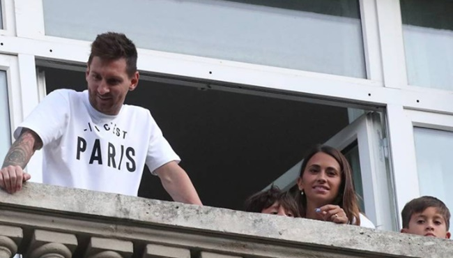 Messi is still without a home in Paris and he doesn't feel comfortable - Bóng Đá