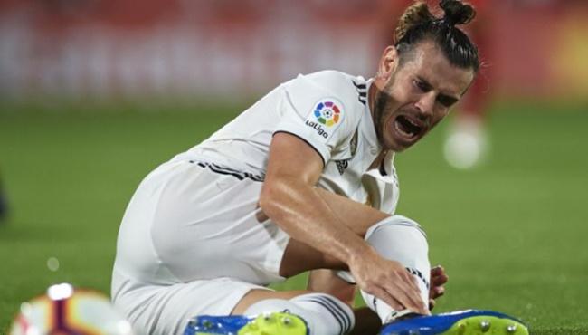 Bale nghỉ 2 tháng vì chấn thương - Bóng Đá