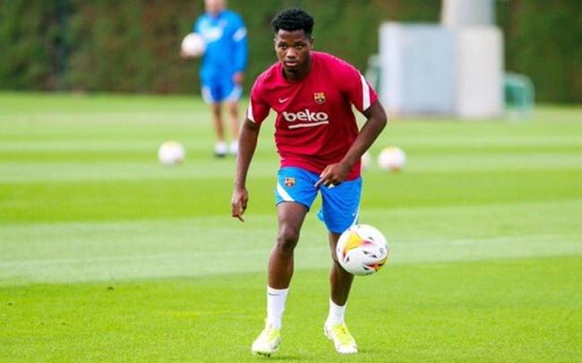 Barca vạch sẵn kế hoạch cho màn trở lại của Fati - Bóng Đá