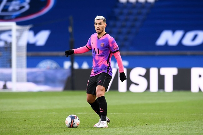 PSG Working on a Contract Extension With Leandro Paredes  - Bóng Đá