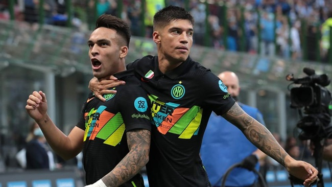 Không Conte, Inter vẫn sống khoẻ - Bóng Đá