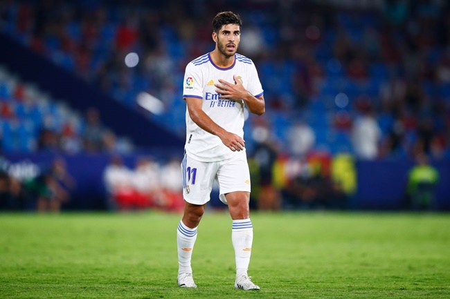 Marco Asensio to push for Real Madrid exit? - Bóng Đá