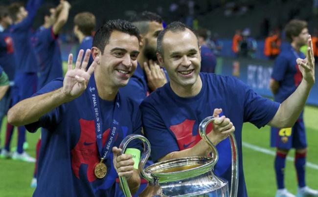 Iniesta confident Xavi is ready to manage Barcelona - Bóng Đá