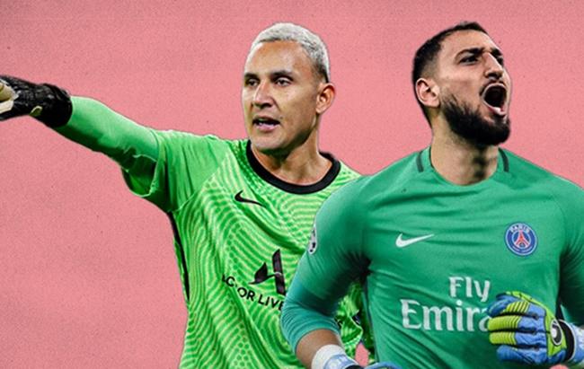 Cựu sao Inter bất ngờ trước màn cạnh tranh thủ môn tại PSG - Bóng Đá