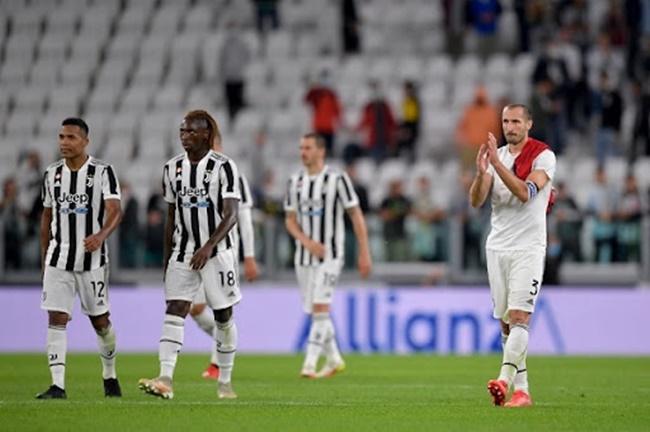 Vấn đề của Juventus chưa bao giờ là Ronaldo - Bóng Đá