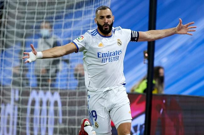 Benzema bắn hạ siêu kỷ lục trong ngày Real đại thắng - Bóng Đá