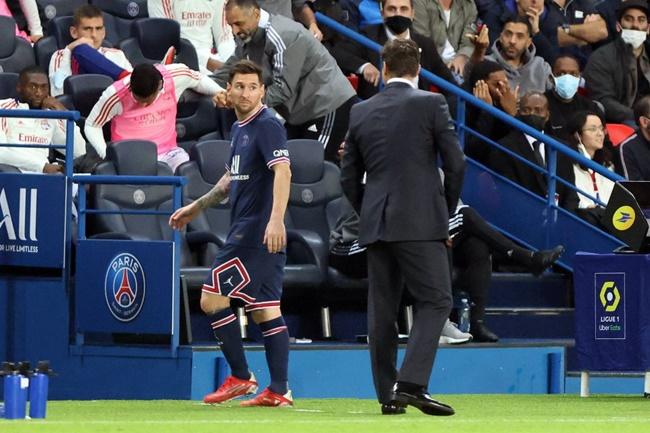 Messi chưa rõ khả năng ra sân trước Man City - Bóng Đá