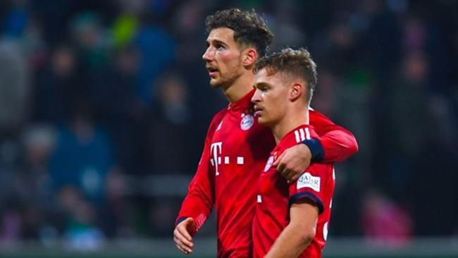 Bayern bay cao với Kimmich Goretzka - Bóng Đá