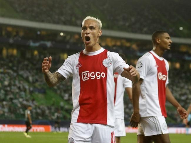 Real Madrid 'keen on signing Ajax attacker Antony in 2022' - Bóng Đá
