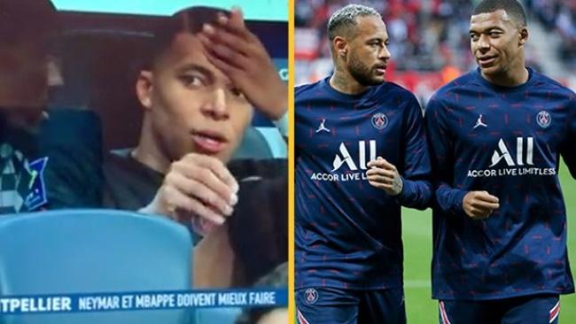 Báo động tại PSG, Mbappe tỏ rõ sự bất mãn vì Neymar - Bóng Đá