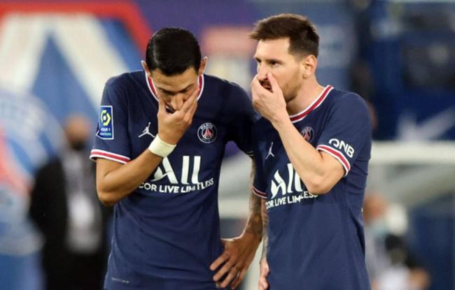 Di Maria nhận trách nhiệm giúp Messi thích nghi ở PSG - Bóng Đá