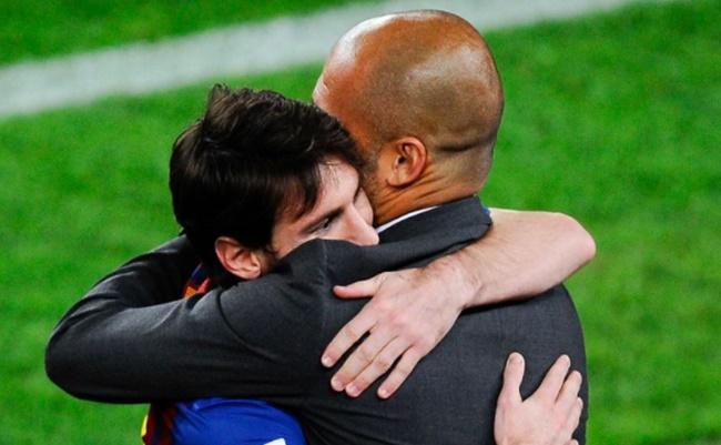 Pep Guardiola gives Lionel Messi fitness wish ahead of PSG vs Man City - Bóng Đá