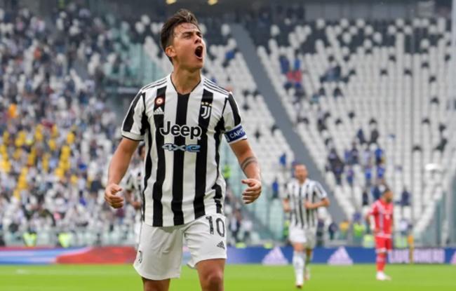 Nc247info tổng hợp: Dybala sẵn sàng tái xuất ở trận đấu gặp AS Roma