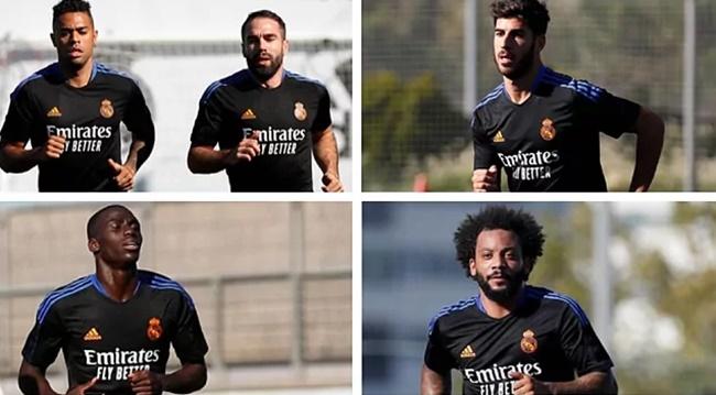Ác mộng chấn thương lại ám ảnh Real Madrid - Bóng Đá