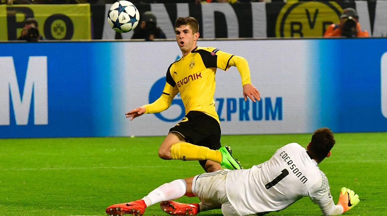 Rực sáng trước Benfica, sao trẻ Dortmund đi vào lịch sử - Bóng Đá