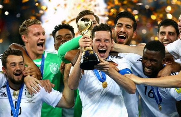 Loew, Draxler nói gì sau chức vô địch Confederations Cup? - Bóng Đá