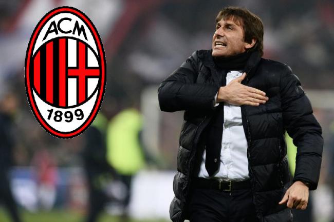 Montella quá tệ, người Milan đang thèm khát Conte - Bóng Đá