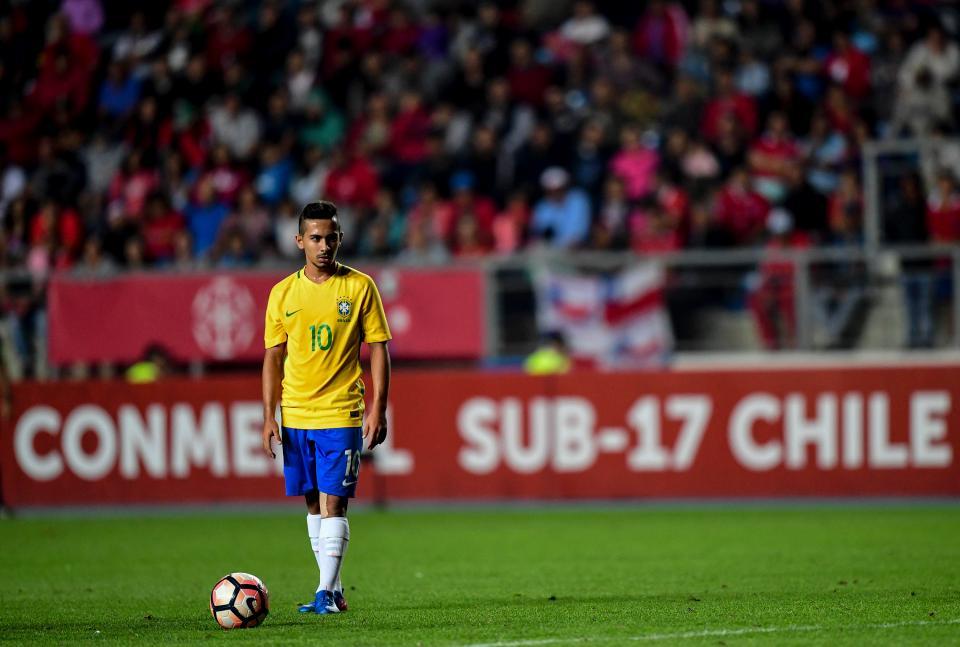 Hè tới, Real Madrid đón thần đồng Brazil - Bóng Đá