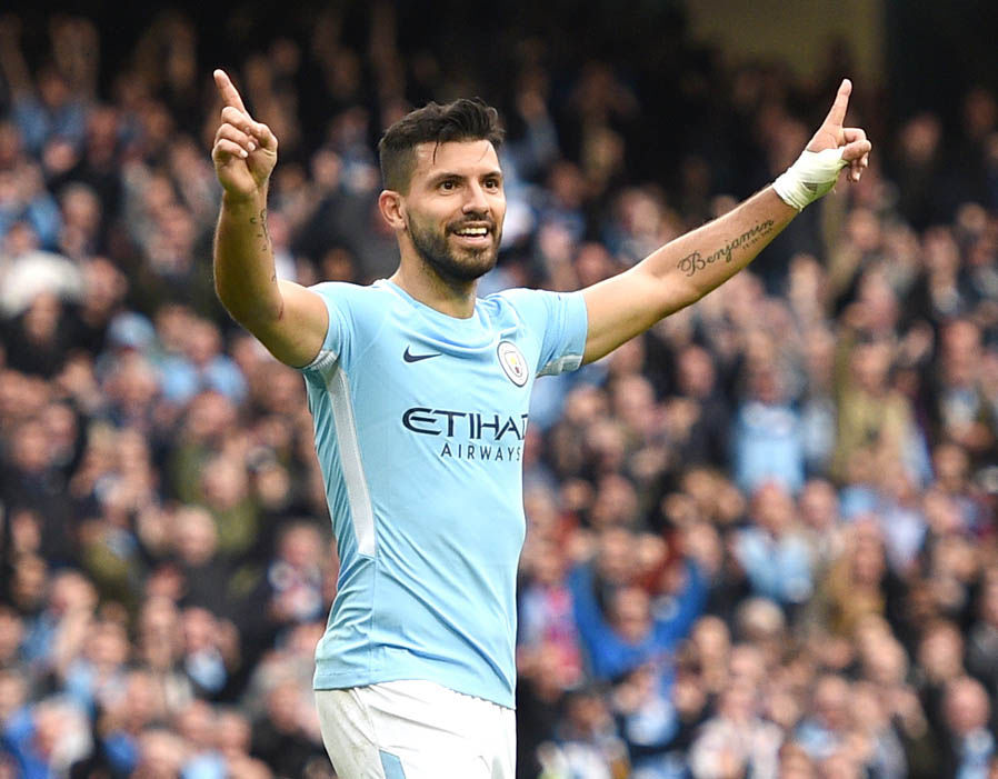 Aguero làm rõ tầm quan trọng của derby Manchester - Bóng Đá