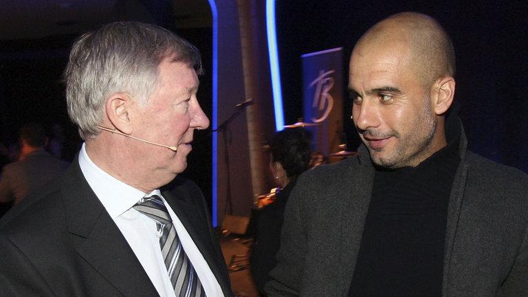 Pep không hề muốn kế thừa Sir Alex tại Man Utd - Bóng Đá