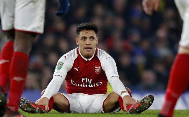 Vụ Alexis Sanchez: M.U ra giá khủng, Man City bỏ cuộc? - Bóng Đá