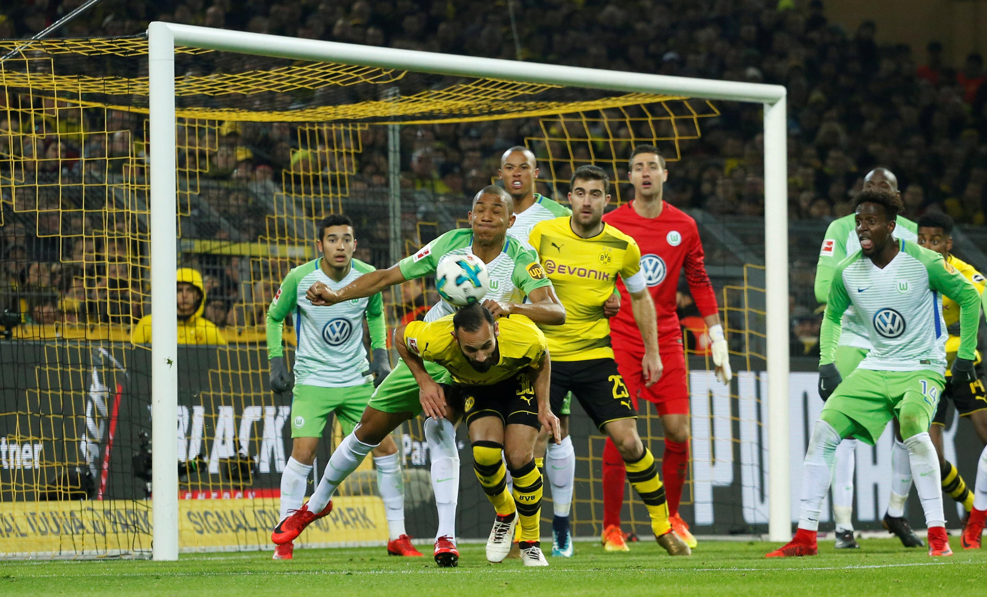 Dortmund 0-0 Wolfsburg - Bóng Đá
