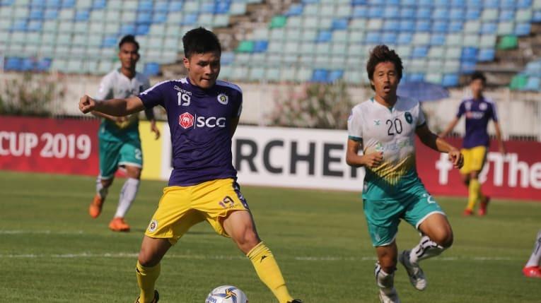 Cân hết đối thủ ở V-League, Hà Nội FC sẽ quét sạch mọi chướng ngại tại AFC cúp - Bóng Đá