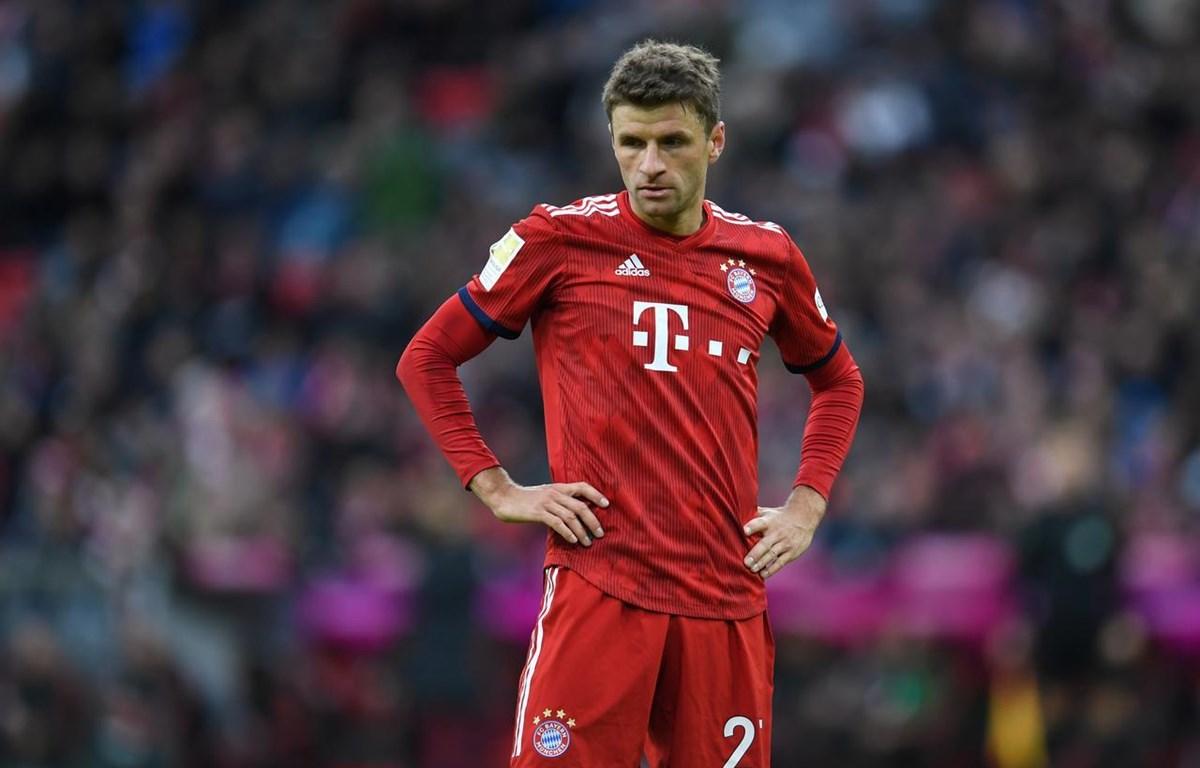 Nội bộ Bayern lại nổi sóng: Salihamidzic và Thomas Mueller mâu thuẫn - Bóng Đá