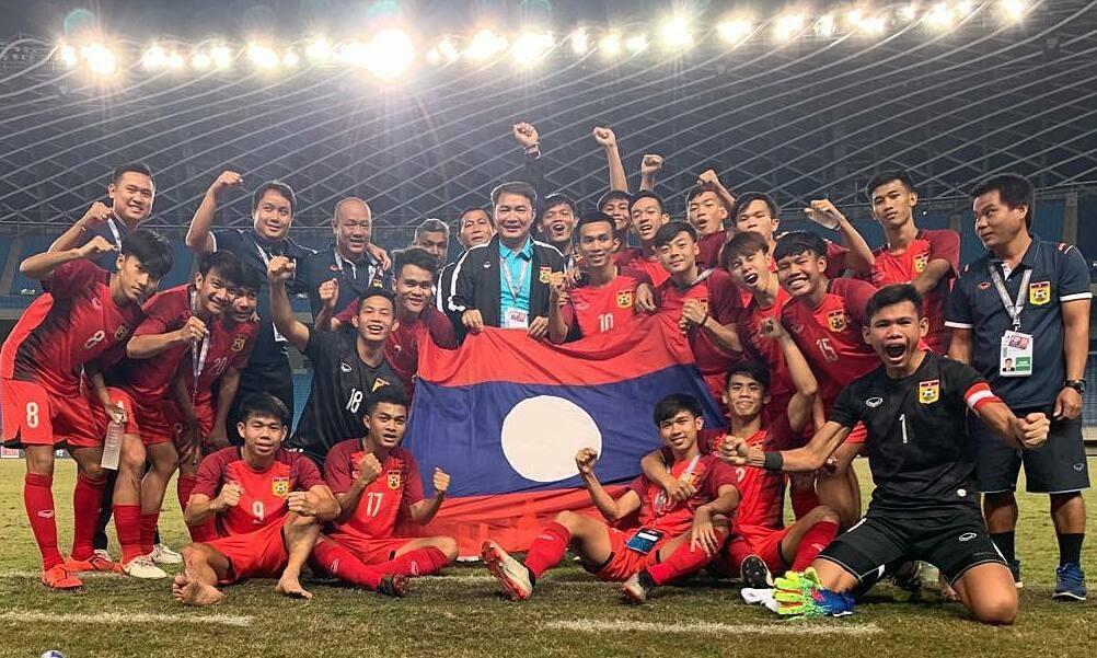 Vì sao U19 Lào có thể thách thức Việt Nam ở giải châu Á? - Bóng Đá