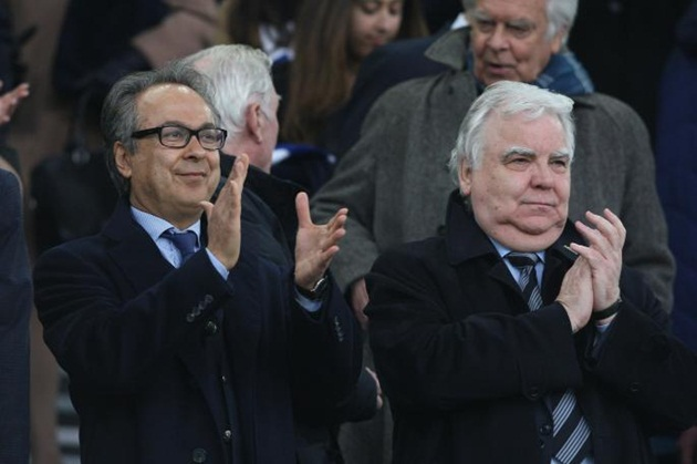 Everton trỗi dậy: Những đồng tiền tham vọng từ Farhad Moshiri - Bóng Đá