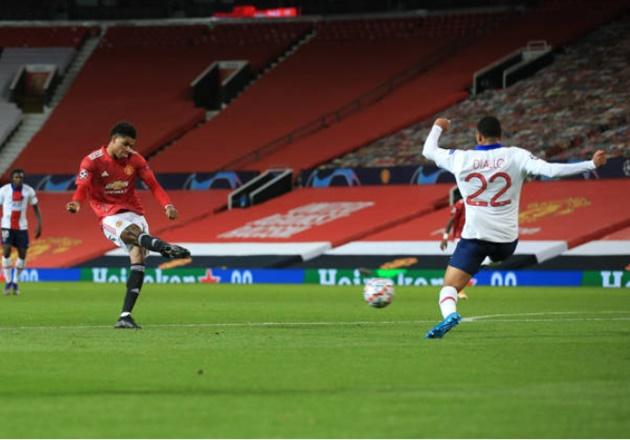 TRỰC TIẾP Man Utd 1-1 PSG (HẾT H1): Rashford gỡ hòa - Bóng Đá