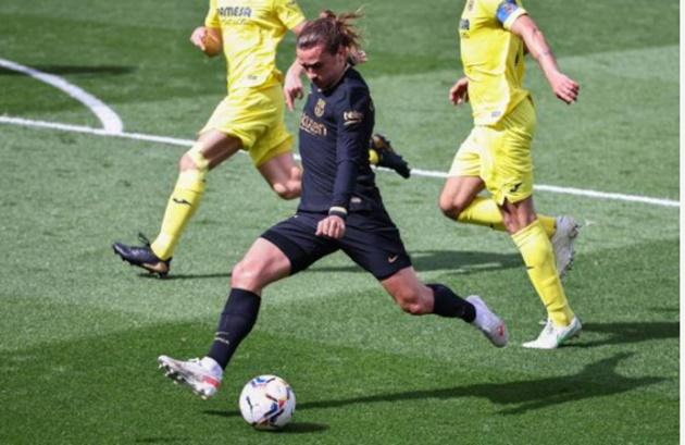Griezmann tạo ác mộng, Barca tự quyết cho chức vô địch La Liga - Bóng Đá