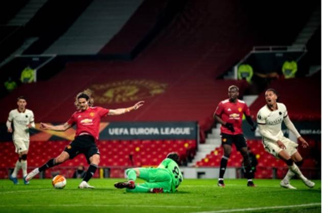 45 phút tàn khốc của Man Utd - Bóng Đá