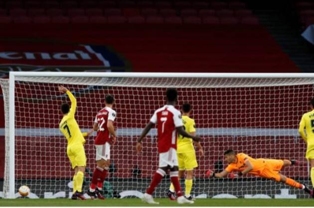 TRỰC TIẾP Arsenal 0-0 Villarreal (H1): Aubameyang sút chạm cột - Bóng Đá