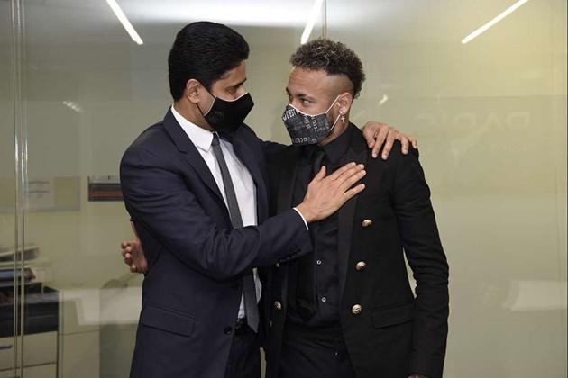 CHÍNH THỨC! Neymar chốt tương lai tại PSG - Bóng Đá