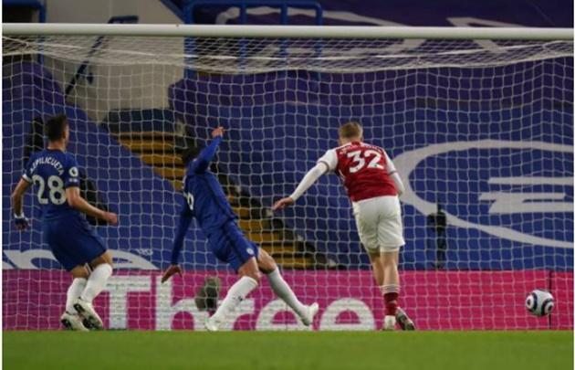 TRỰC TIẾP Chelsea 0-1 Arsenal (H1): Jorginho mắc sai lầm, Smith-Rowe mở tỷ số - Bóng Đá