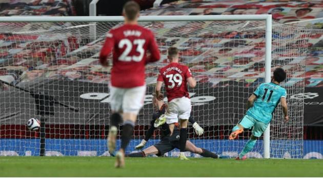 Phòng ngự thảm họa, Man Utd 'phơi áo' trước Liverpool ở Old Trafford - Bóng Đá