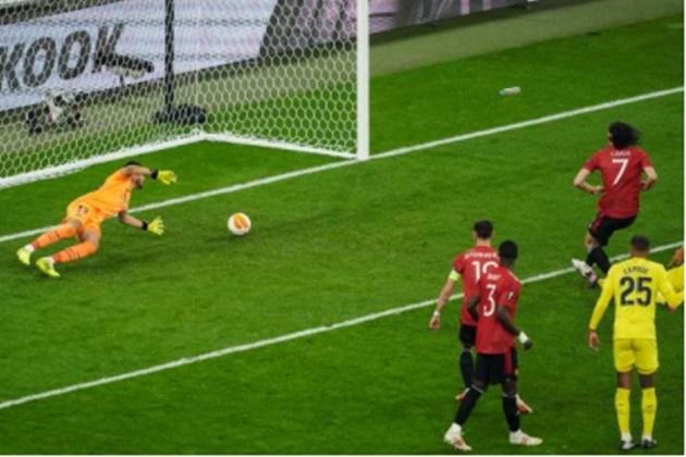 De Gea hỏng pen, Man Utd thua chung kết Europa League - Bóng Đá