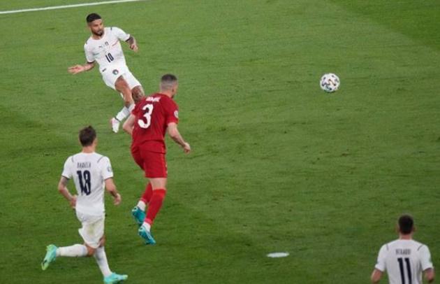 'Điệp viên' Juve góp sức, Ý thắng tưng bừng trong ngày khai màn EURO - Bóng Đá