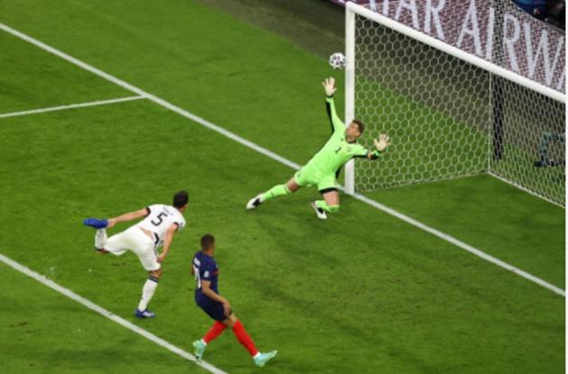 Pogba ghi dấu ấn, Pháp đẩy Đức vào cửa 'sinh tử' với Bồ Đào Nha - Bóng Đá