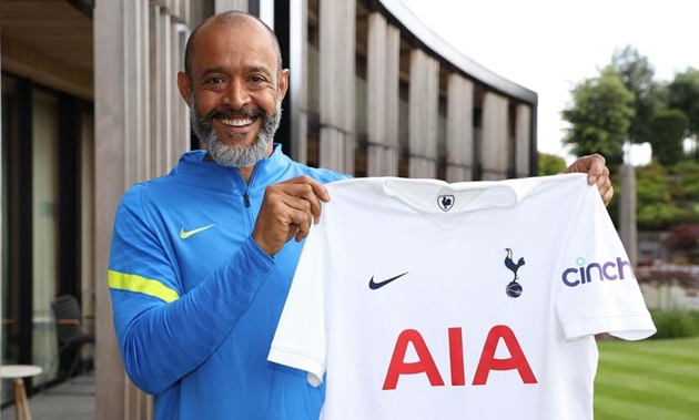 CHÍNH THỨC: Tottenham công bố tân HLV trưởng - Bóng Đá