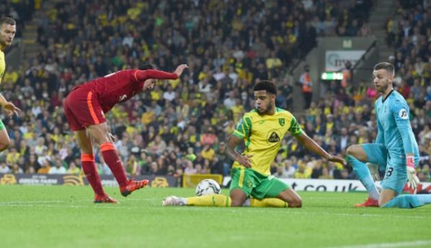 6 điểm nhấn Norwich 0-3 Liverpool: Máy tạt 2.0; Sự thay thế sáng giá - Bóng Đá