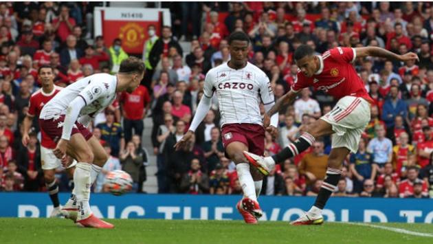 5 điểm nhấn Man Utd 0-1 Aston Villa: Cái tôi của Greenwood; Nỗi trớ trêu của Ole - Bóng Đá