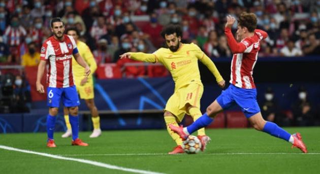 Nc247info tổng hợp: 'Salah đúng là không thể chạm đến'