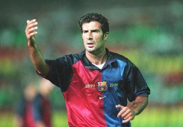 Figo tiết lộ lý do rời Barca để thi đấu cho Real - Bóng Đá